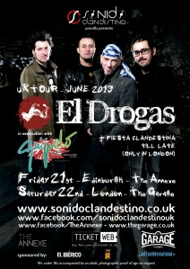 CartelElDrogas UK TOUR WEB