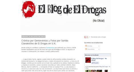 El blogdeeldrogas