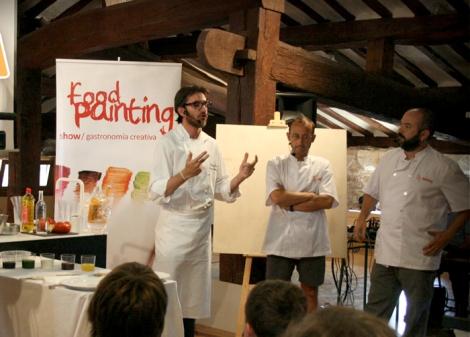 Food Painting