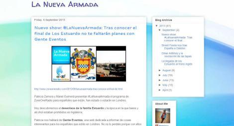 Página web_La Nueva Armada