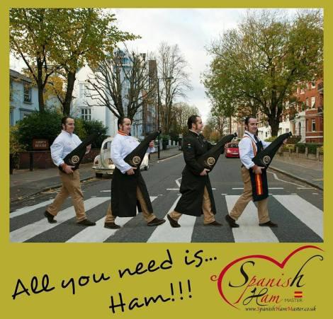 Beatles_SpanishHamMaster